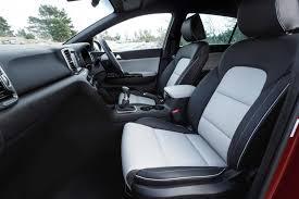 Kia Sportage Estate 2016 Driving U0026 Performance Parkers