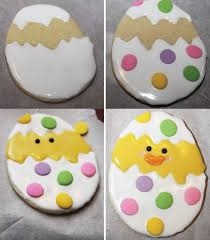 Easter Cake Decorations Recipes by 240 Best Easter Cookies Images On Pinterest Easter Cookies
