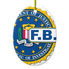 fbi badge ornaments zazzle ca