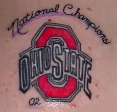 Ohio State Tattoos - espn sues ohio state in football