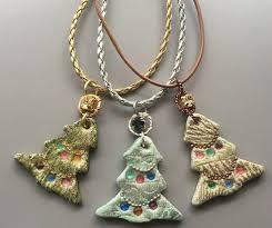 no bake resin clay tree pendants allfreejewelrymaking