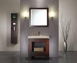 Walnut Bathroom Vanity by Purus 30 Inch Bathroom Vanity Dark Walnut Finish Plywood With