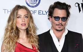 Johnny Depp Going Blind Johnny Depp Divorce Court Documents Reveal Amber Heard Earns