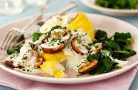 turkey mushroom gravy recipe details smoked haddock in mushroom sauce recipe goodtoknow