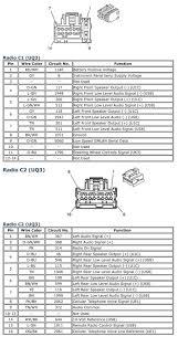 chevy cruze radio wiring diagram wiring diagram and schematic design