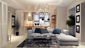 tips how to decorate a minimalist apartment design combined with
