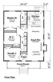 Long Narrow Floor Plans 20 X 40 800 Square Feet Floor Plan Google Search Apartment