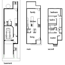 narrow house plans pictures narrow modern house plans best image libraries