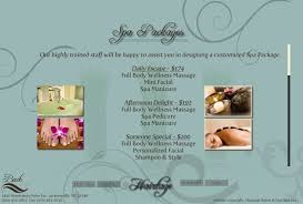 hairtage salon and day spa spa packages