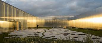 glass pavilion the louvre lens museum northern france tourism