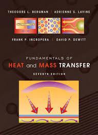 incropera fundamentals heat mass transfer 7th