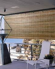 Bamboo Blinds Made To Measure Bamboo Window Blinds And Shades Ebay