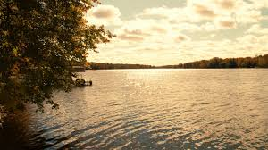 cabin time is the best fall on big blake lake balsam lake