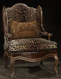 Leopard Chairs Living Room My Leopard Chair High End Furniture Leopard Chair Living