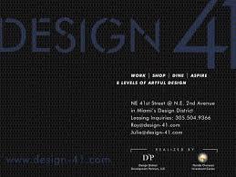 the district design 41 miami design district fl
