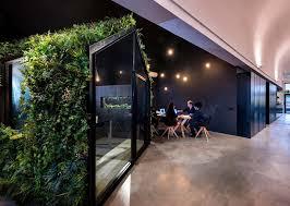 vertical garden feature wall office greenturf asia