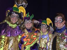 mardi gras costumes new orleans trying on mardi gras costumes picture of blaine kern s mardi