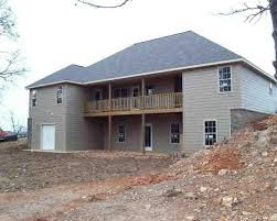 walkout ranch house plans basement house plans with walkout finished basement