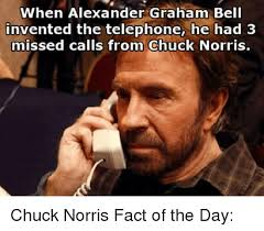 Telephone Meme - when alexander graham bell invented the telephone he had 3 missed