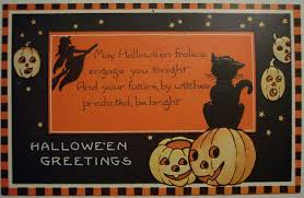 halloween verses for greeting cards