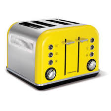 Morphy Richards Accent Toaster Red Toasters Morphy Richards New Zealand