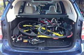 nissan altima bike rack 2014 subaru forester 2 5i touring long term update 5 motor trend