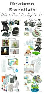 newborn essentials our newborn essentials live half