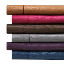 Strongest Sheets On The Market by 1800 Count Bamboo Comfort 4 Piece Deep Pocket Bed Sheet Set Ebay
