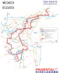 Surrey England Map by Denbies Wine Estate Added To Prudential Ridelondon 2014 Cycling