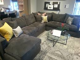 Orson Chair Room And Board Orson Sofa In Charcoal Scruggs Ct House