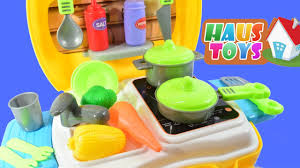 Plastic Toy Kitchen Set Cooking Toys For Kids Toy Kitchen Set Cooking Playset For