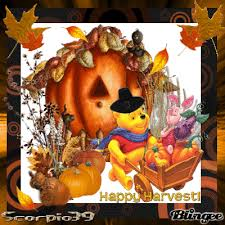 thanksgiving blingee 29 pooh and piglet picture 75935777