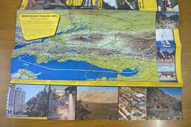 Map Of Oakland County Michigan by Our Oakland Oakland Scenic Tour Map