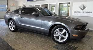 mustang for sale by owner one owner cars for sale in vernon elite motors