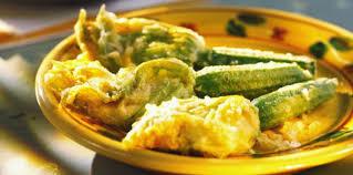 cuisiner fleurs de courgettes beignets de fleurs de courgettes pas cher recette sur cuisine