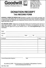 Clothing Donation Tax Deduction Worksheet 16 Donation Receipt Template Sles Templates Assistant