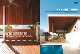 shaun lockyer architects sunrise beach house