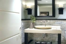 half bathroom designs powder room decorating ideas on a budget impressive design for