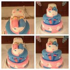 twin baby shower cake baby pinterest shower cakes twins and