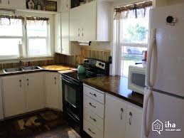 la cuisine v arienne pour tous location chalet à moab iha 15109