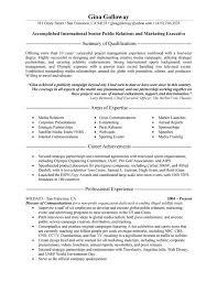 pr resume objective 15 public relations executive resume example