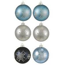 set of 6 shatterproof ornaments only at macy s