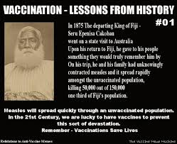 Anti Vaccine Meme - refutations to anti vaccine memes vaccinations lessons from history 1