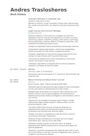 history major resume associate attorney resume samples visualcv resume samples database