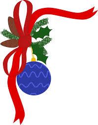 christmas border decorations clipart 56