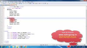 html div tag html div tag in