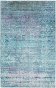 Teal Area Rug Teal And Purple Rugs At Rug Studio