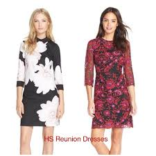 dresses for class reunions what to wear to your high school reunion brenda kinsel
