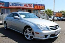 mercedes northern california used mercedes cls class for sale in sacramento ca edmunds