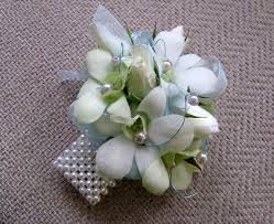 white corsages for prom 38 best corsage images on prom flowers wrist corsage